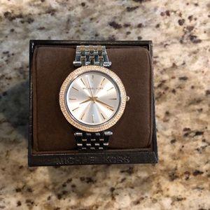 Michael Kors Watch Silver